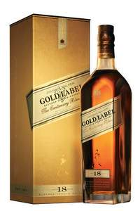 Виски Johnnie Walker Gold Label 18 years old