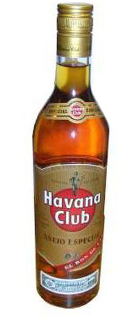 Ром Havana Club black
