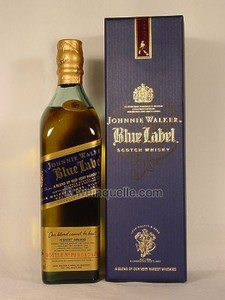 Виски Johnnie Walker Blue Label 20 years old