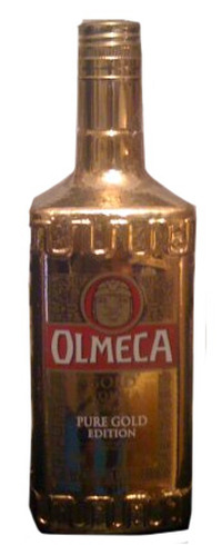 Текила Olmeca Pure Gold Edition